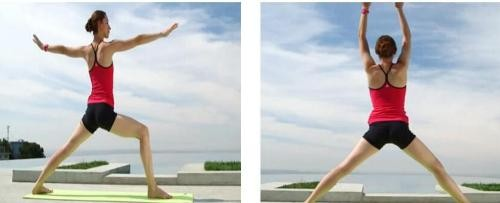 Bài tập yoga giảm cân chỉ trong 10 phút - ảnh 8