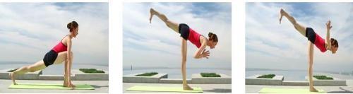 Bài tập yoga giảm cân chỉ trong 10 phút - ảnh 10