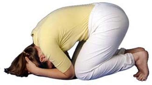 Cách tồng cây chuối trong yoga