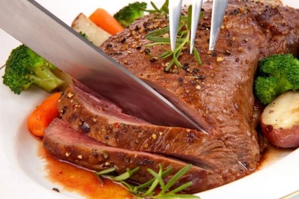 Ăn nhiều thịt bò hại khủng khiếp thế này, biết để điều chỉnh 'nhanh còn kịp' - ảnh 2