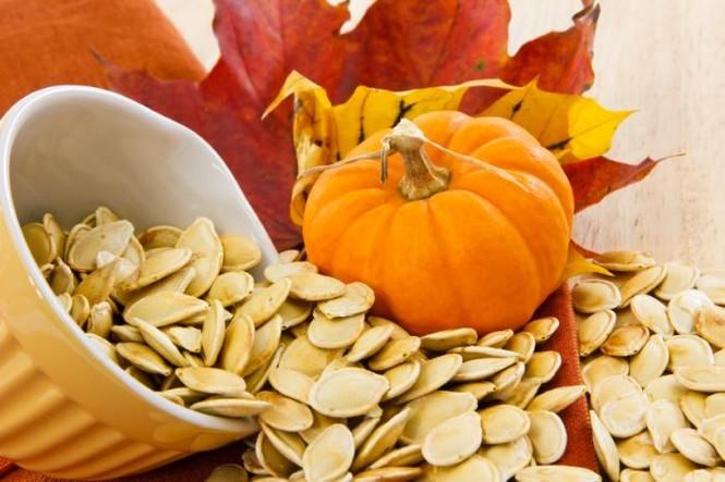 Hạt bí chữa bệnh cực tốt, làm khỏe gan, chống tiểu đường - ảnh 2