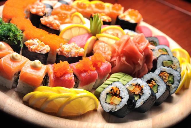 Sushi: Ngon, bổ nhưng... độc, biết mà tránh kẻo rước họa vào thân - ảnh 3