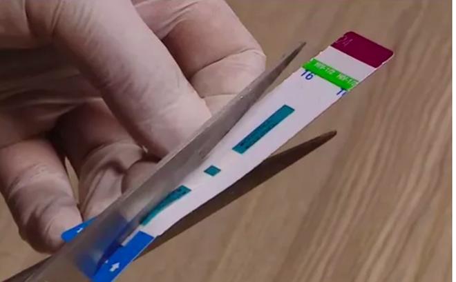 Cắt đôi que thử HIV, viêm gan B: Người bệnh sẽ phải nhận kết quả 'ảo' - ảnh 1