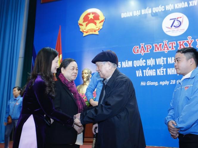 Hà Giang tổ chức Lễ Kỷ niệm 75 năm ngày Tổng tuyển cử đầu tiên - ảnh 2