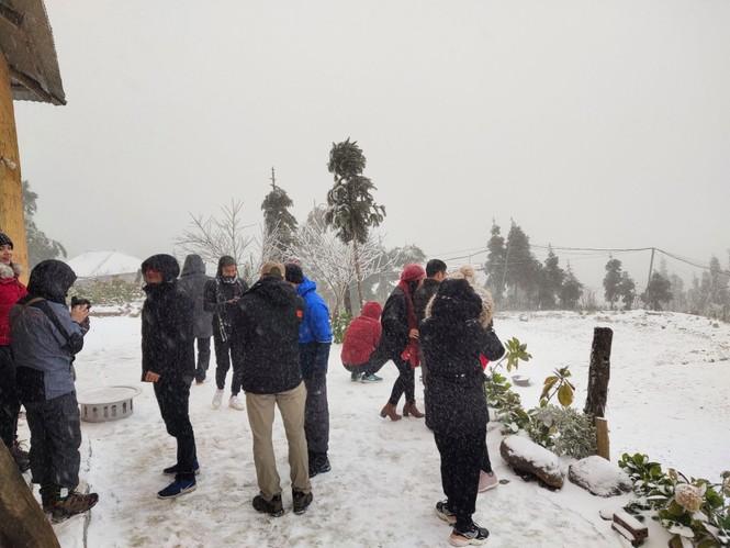 Băng tuyết phủ trắng Y Tý và đèo Ô Quy Hồ - ảnh 16