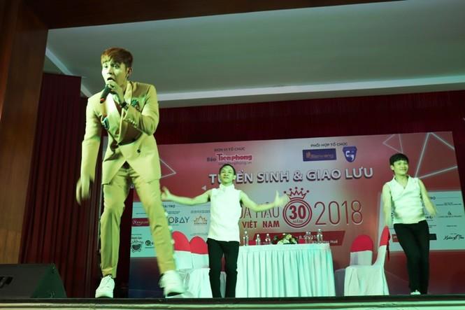 Tour giao lưu Hoa hậu Việt Nam 2018 lần đầu đến Huế - ảnh 15