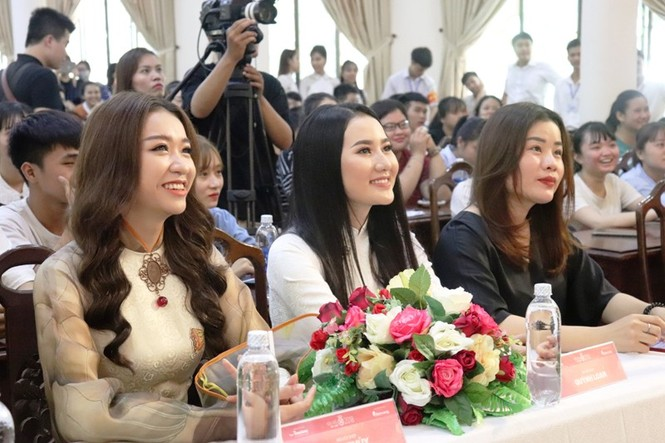 Tour giao lưu Hoa hậu Việt Nam 2018 lần đầu đến Huế - ảnh 10