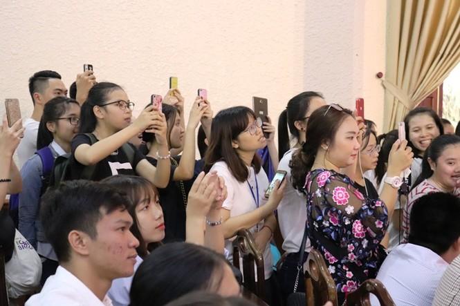 Tour giao lưu Hoa hậu Việt Nam 2018 lần đầu đến Huế - ảnh 6