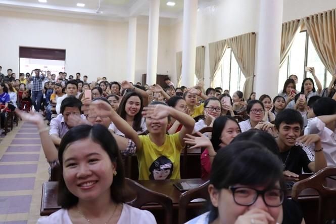 Tour giao lưu Hoa hậu Việt Nam 2018 lần đầu đến Huế - ảnh 5