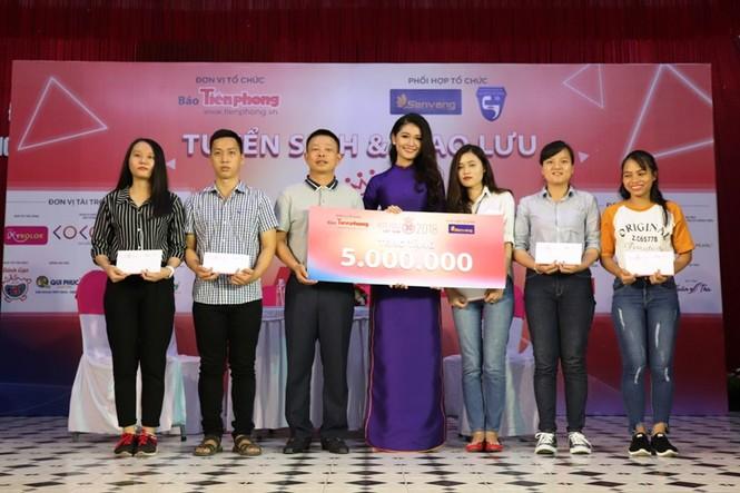 Tour giao lưu Hoa hậu Việt Nam 2018 lần đầu đến Huế - ảnh 14