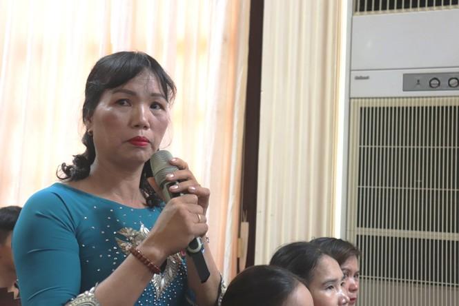 Nỗi lòng những nữ nhân viên môi trường tại Huế bị người dân xua chó cắn - ảnh 3