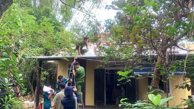 Người dân Huế không được ra khỏi nhà từ 21h tối 27/10 để tránh bão - ảnh 1