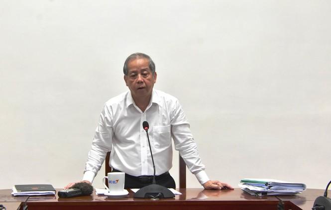 Chủ tịch Thừa Thiên - Huế nói về điều kiện thi công trở lại thủy điện Rào Trăng 3 - ảnh 1