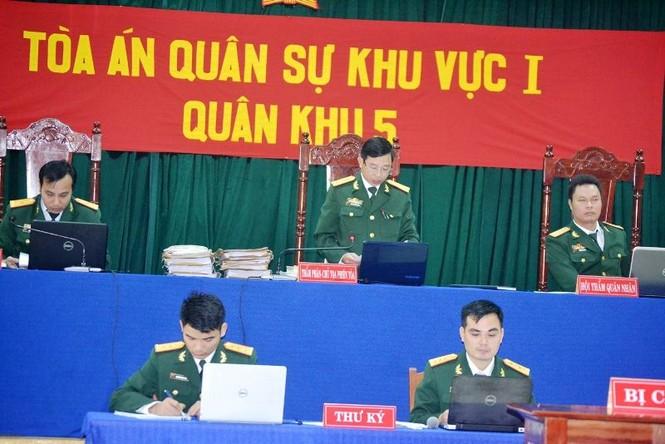 Xét xử 21 đồng phạm vụ phá rừng pơ mu ở Quảng Nam - ảnh 1