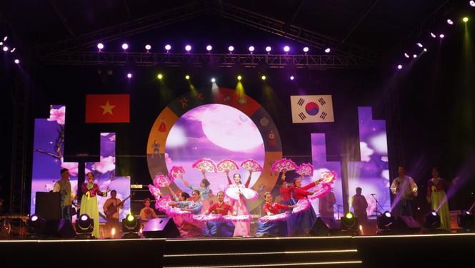 Khai mạc ngày hội văn hóa Hàn Quốc tại Quảng Nam - ảnh 1