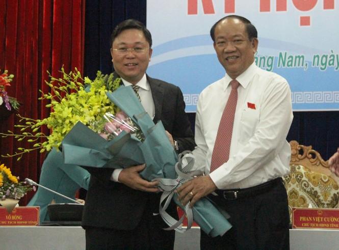Quảng Nam có tân Chủ tịch UBND tỉnh - ảnh 1