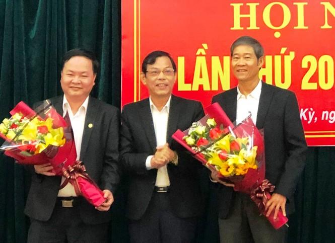 Tân Bí thư Thành ủy Tam Kỳ là ông Nguyễn Hồng Quang - ảnh 1