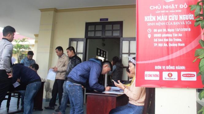 Bạn trẻ xứ Quảng hào hứng tham gia ngày hội hiến máu tình nguyện - ảnh 5