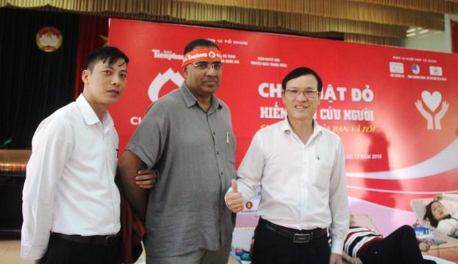 Bạn trẻ xứ Quảng hào hứng tham gia ngày hội hiến máu tình nguyện - ảnh 9