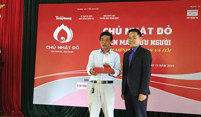 Bạn trẻ xứ Quảng hào hứng tham gia ngày hội hiến máu tình nguyện - ảnh 10