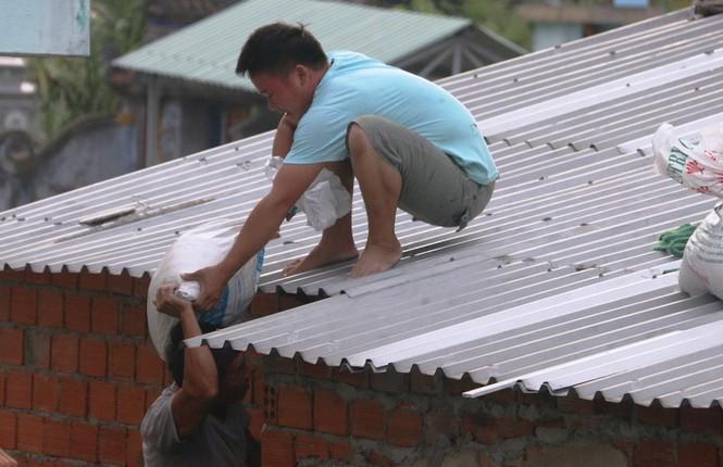 Từ 20 giờ tối nay, Đà Nẵng yêu cầu người dân không ra khỏi nhà để tránh bão số 9 - ảnh 26