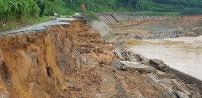 CẬP NHẬT: Tìm thấy 5 thi thể vụ lở núi khiến 11 người bị vùi lấp ở Phước Sơn - ảnh 1