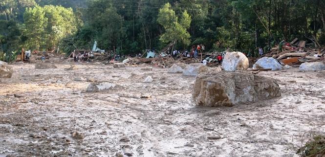 Xót xa người mẹ mất 3 con trong vụ sạt lở ở Trà Leng - ảnh 4