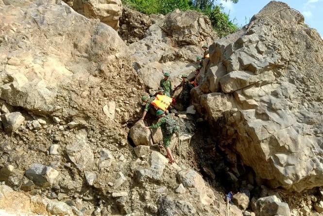 Danh tính 13 cán bộ và người dân bị vùi lấp vụ sạt lơt ở Phước Sơn - ảnh 1