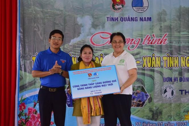 Xuân tình nguyện của Tuổi trẻ Quảng Nam - ảnh 3