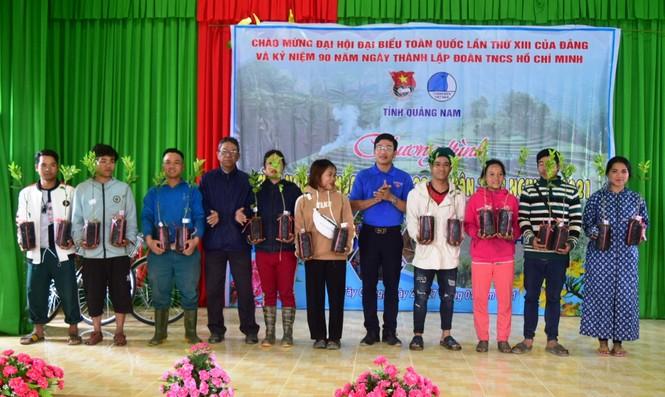 Xuân tình nguyện của Tuổi trẻ Quảng Nam - ảnh 1