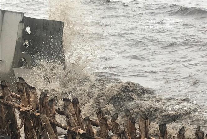 Hàng chục ngàn hộ dân nơm nớp lo vỡ đê, Cà Mau cần ban bố tình trạng khẩn cấp - ảnh 1