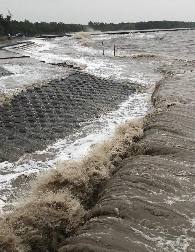 Hàng chục ngàn hộ dân nơm nớp lo vỡ đê, Cà Mau cần ban bố tình trạng khẩn cấp - ảnh 2