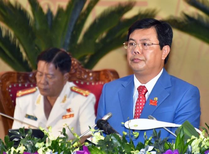 Ông Nguyễn Tiến Hải tái đắc cử Bí thư Tỉnh ủy Cà Mau - ảnh 1