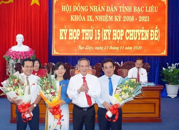 Ông Phạm Văn Thiều làm Chủ tịch UBND tỉnh Bạc Liêu - ảnh 2