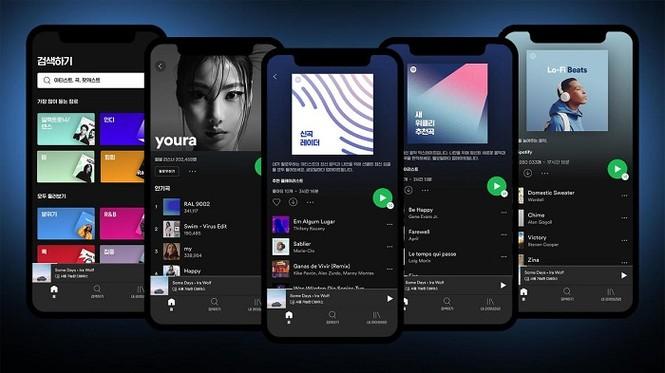 Spotify chính thức ra mắt dịch vụ phát nhạc trực tuyến tại thị trường Hàn Quốc - ảnh 3