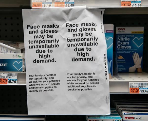 Khẩu trang y tế bị bỏ quên trong kho, cửa hàng lập tức có cách xử lý bất ngờ - ảnh 1