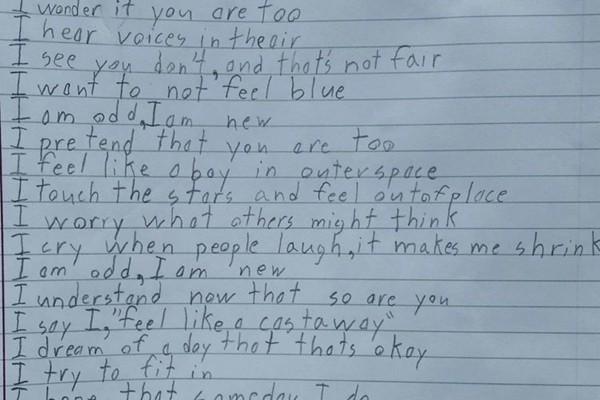 Cậu bạn tự kỷ viết bài thơ viral và giờ được ký hợp đồng xuất bản sách - ảnh 4