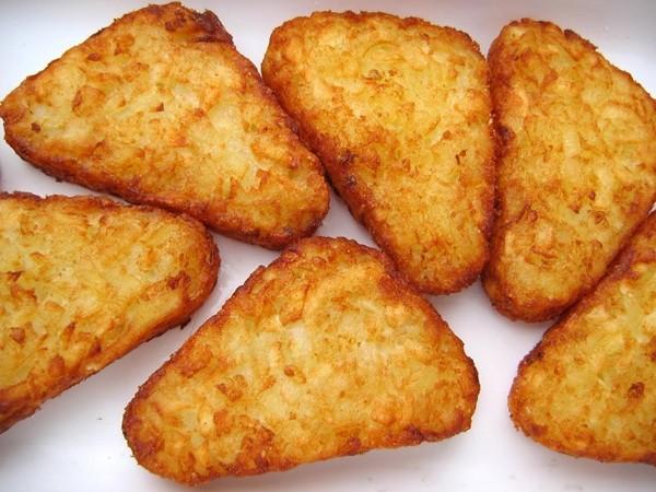 Cách làm bánh khoai tây chiên nổi tiếng được McDonald's chia sẻ: Chỉ cần đúng 2 nguyên liệu - ảnh 4
