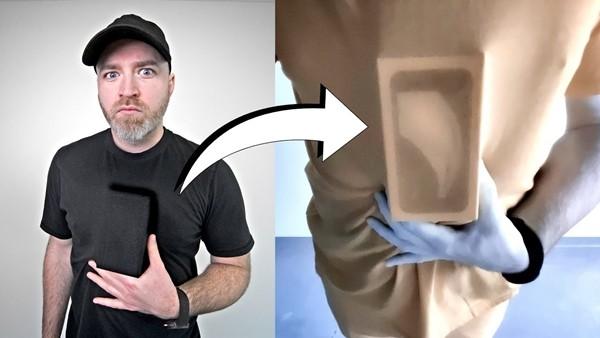 Chuyện thật như đùa: Smartphone có khả năng chụp xuyên quần áo, công ty sản xuất