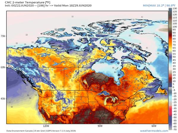 Thành phố lạnh nhất thế giới vừa trải qua ngày nóng kỷ lục, chưa từng có trong lịch sử - ảnh 3