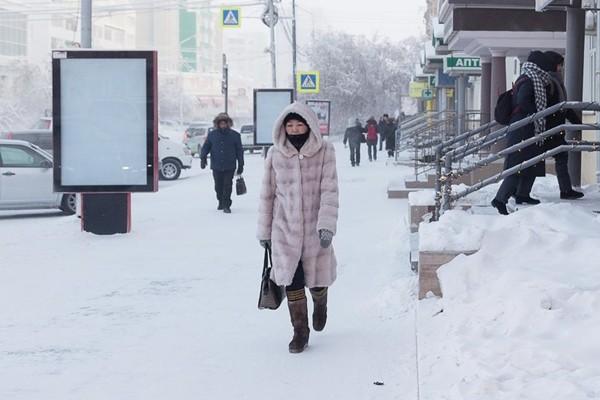 Thành phố lạnh nhất thế giới vừa trải qua ngày nóng kỷ lục, chưa từng có trong lịch sử - ảnh 2