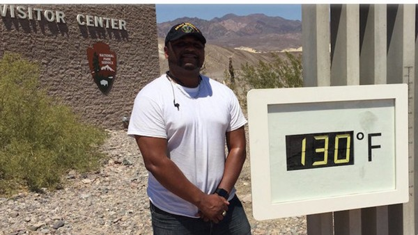 Thung lũng Chết đạt 53,8 độ C, thời điểm tận thế đã bắt đầu? - ảnh 3