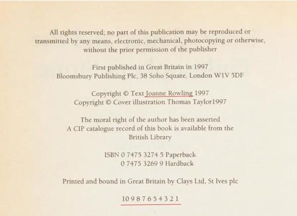 Cuốn Harry Potter cũ này có thể bán được 1,5 tỷ đồng, bạn kiểm tra ngay xem mình có không nhé - ảnh 4