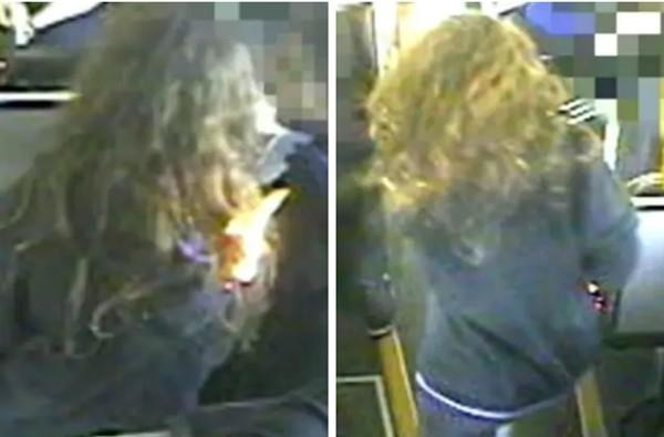 Đang đi xe buýt, học sinh nữ bị một hành khách ngồi sau châm lửa đốt tóc, làm bỏng da đầu - ảnh 2