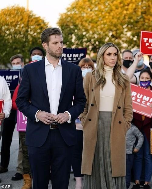 """Bầu cử có kết quả rồi mới kêu gọi mọi người đi bỏ phiếu, con trai Tổng thống Trump bị """"troll"""" mạnh - ảnh 2"""