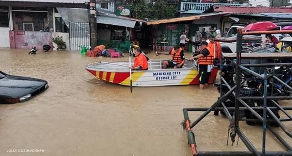 Philippines sau bão Vamco (cơn bão số 13): Nhiều người thiệt mạng hơn cả sau siêu bão Goni - ảnh 2