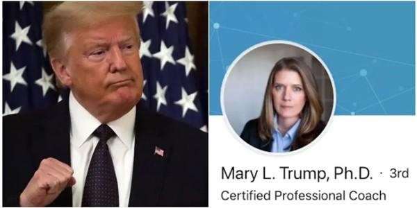 Còn ai ở lại bên Tổng thống Trump: Cháu gái ông giải thích việc chú mình vẫn không nhận thua - ảnh 3