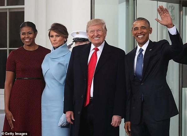 """Bài học cuộc sống mà cư dân mạng chỉ ra trong """"tâm thư"""" bà Michelle Obama gửi ông Trump - ảnh 3"""