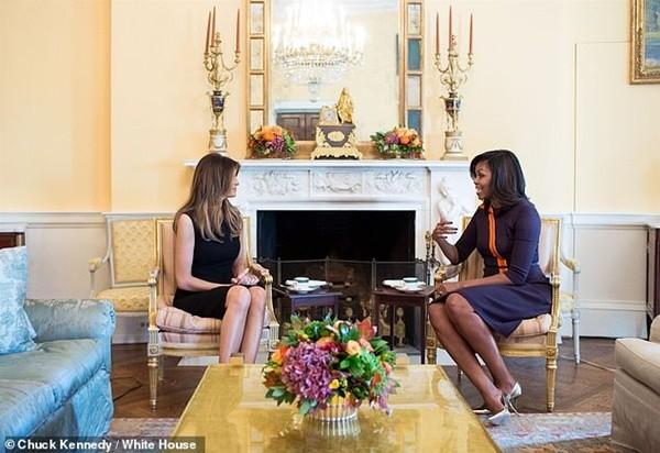 """Bài học cuộc sống mà cư dân mạng chỉ ra trong """"tâm thư"""" bà Michelle Obama gửi ông Trump - ảnh 2"""