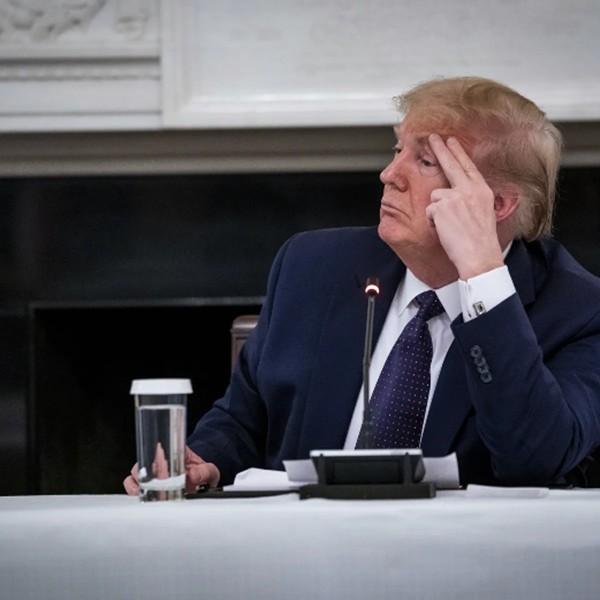 Tổng thống Trump lại xui xẻo: Loại thuốc mà ông thích uống bị cho là gây rối loạn tâm lý - ảnh 3